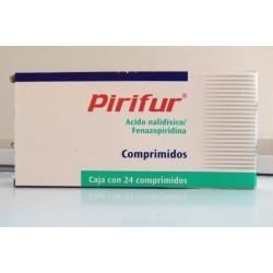Phenazopyridine and cipro