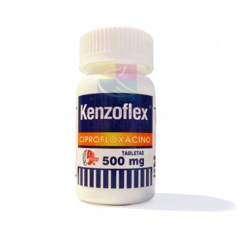 KENZOFLEX (Ciprofloxacin) 500mg 28Tab