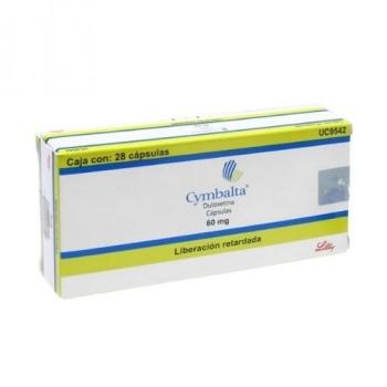 CYMBALTA (DULOXETINA) 60MG 28CAPS