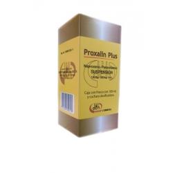 PROXALIN-PLUS (PARACETAMOL-NAPROXENO) 2.5/2.0MG 100ML