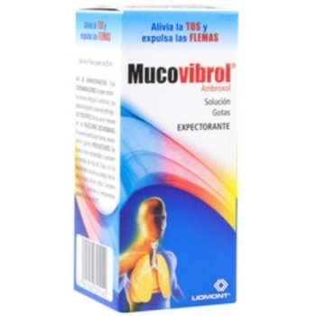 MUCOVIBROL (AMBROXOL) 0.75G 30ML GOTAS - Farmacia Del Niño