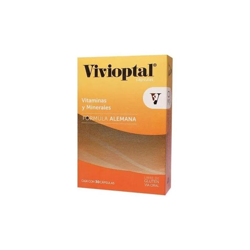 VIVIOPTAL 30 CAPSULAS