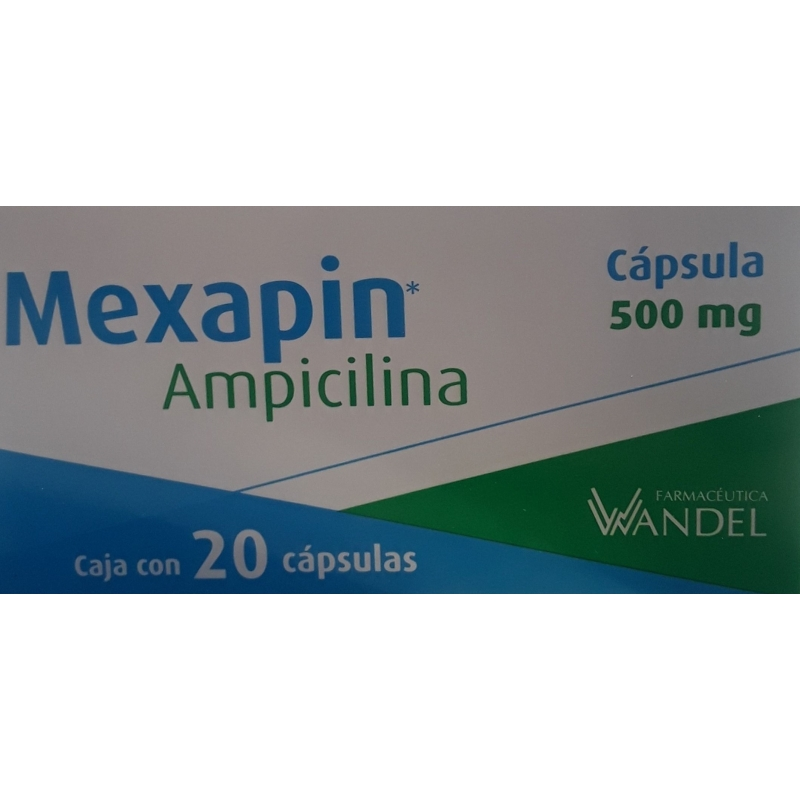 Ampicillin Tr 500 Mg Capsules