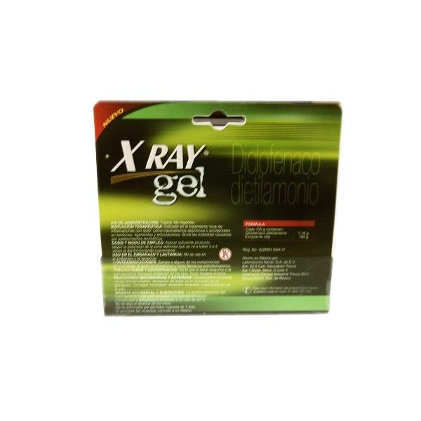 X-RAY GEL 30G