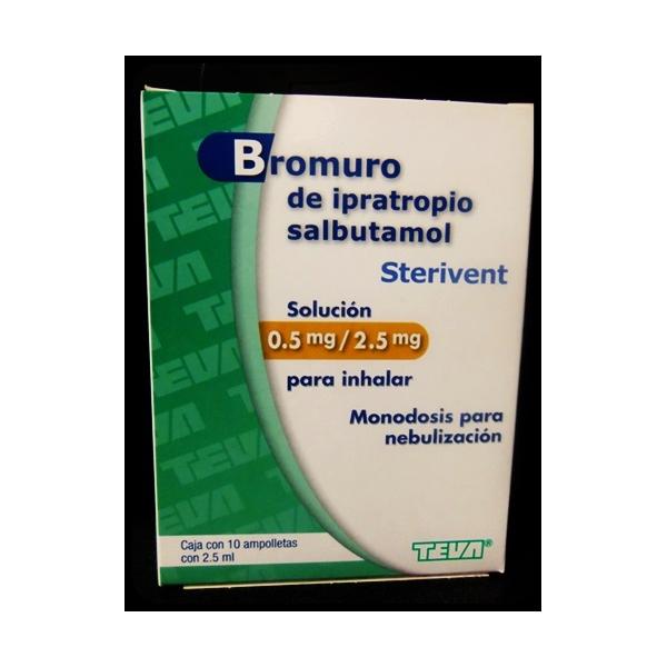 Salbutamol Presentacion En Mexico