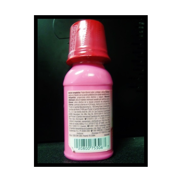 PEPTO-BISMOL SUSPENCION 118ML   *THIS PRODUCT IS ONLY AVAILABLE IN MEXICO