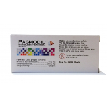 para que sirve el metamizol sodico butilhioscina