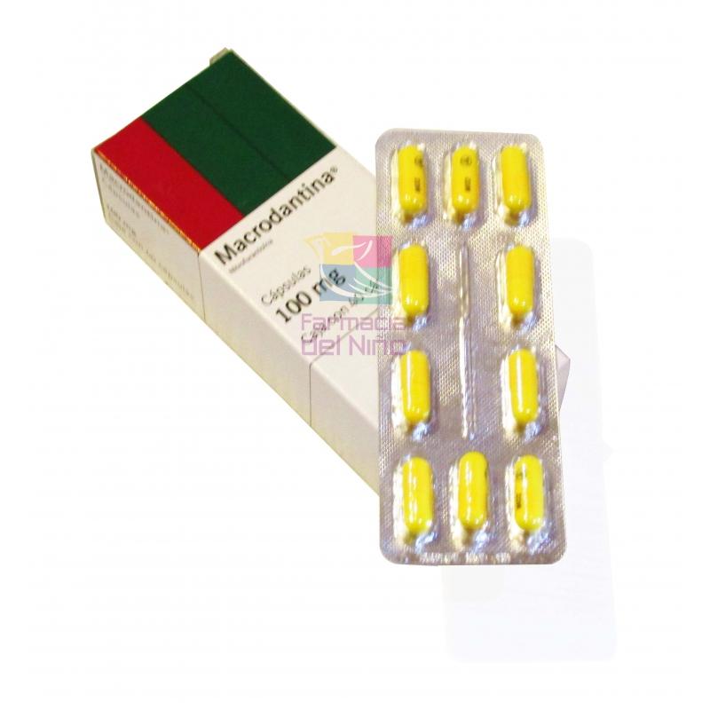 Нитрофурантоин