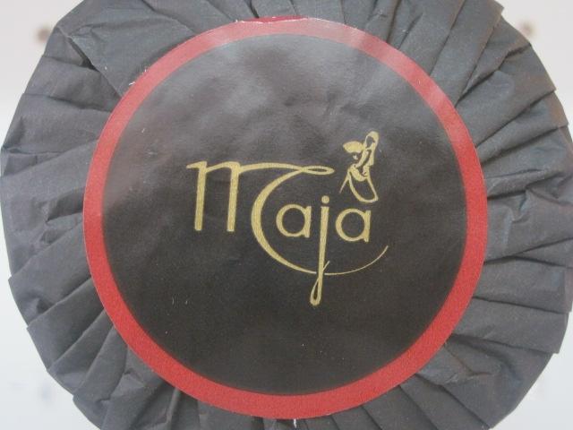 MAJA SOAP 140 g NET WT 4.9 oz.